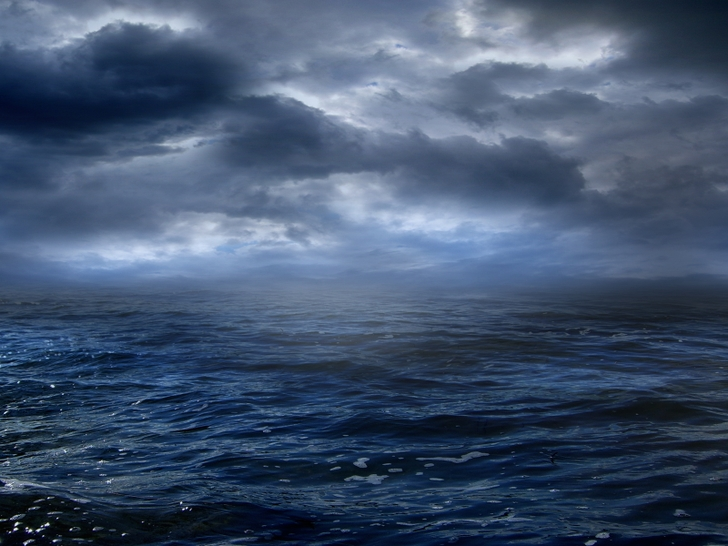 ocean clouds 1600x1200 wallpaper High Quality WallpapersHigh 728x546