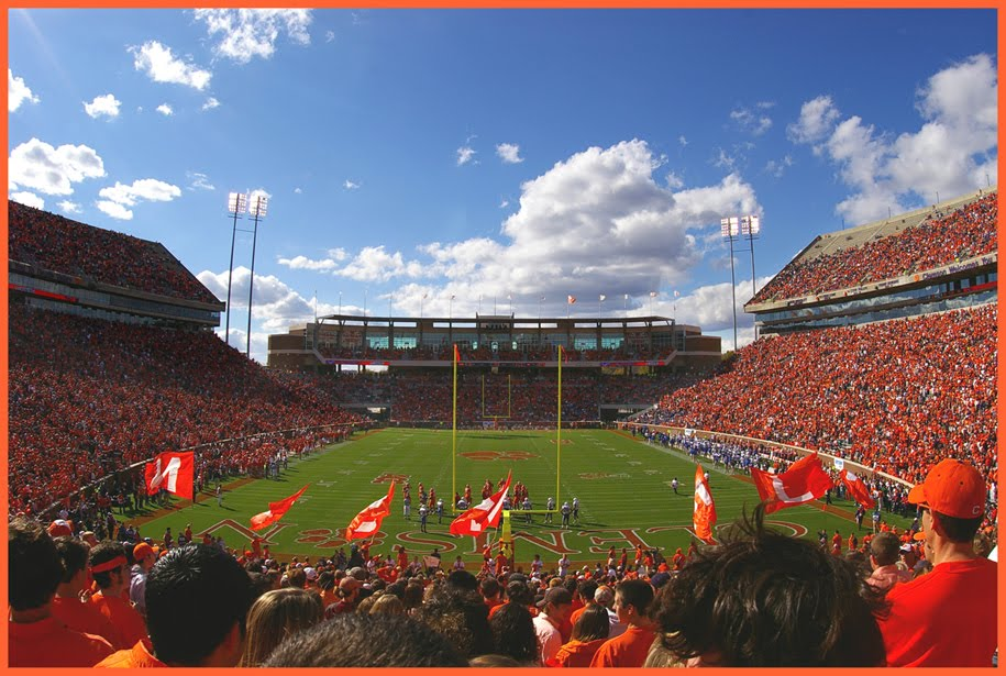 clemson death valley hill image search results 915x615
