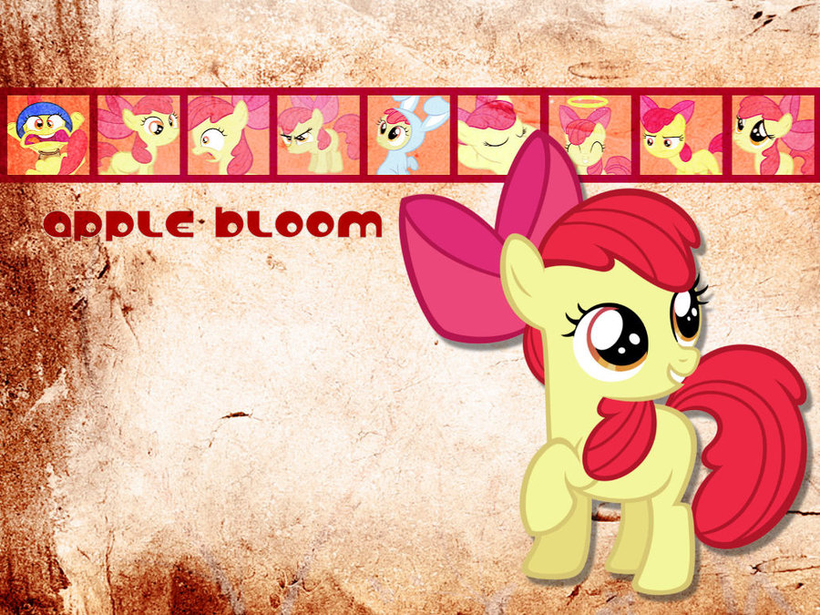 Apple Bloom Wallpaper by phasingirl 900x675