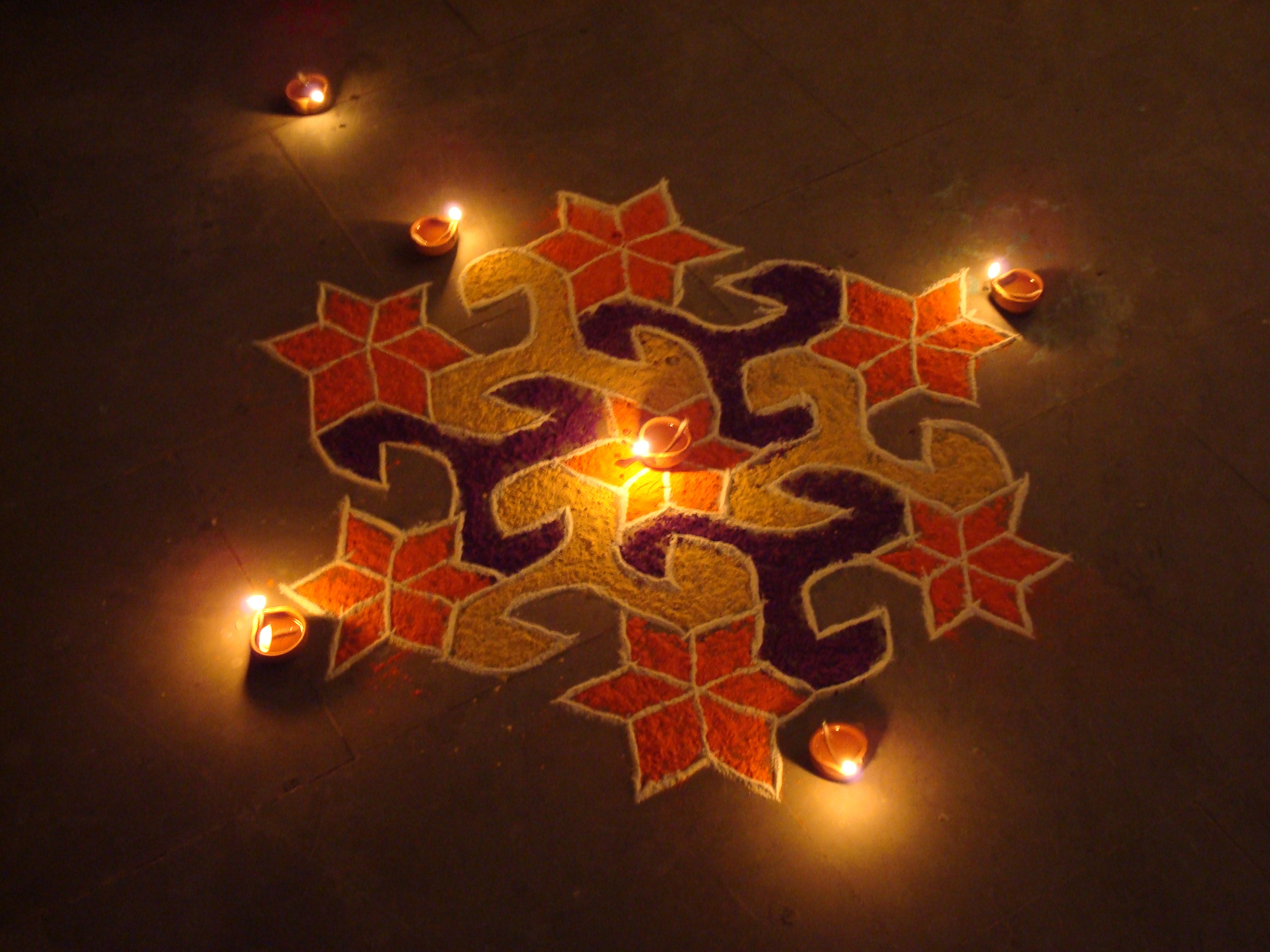 Rangoli Designs Collection for Any Festival 3072x2304