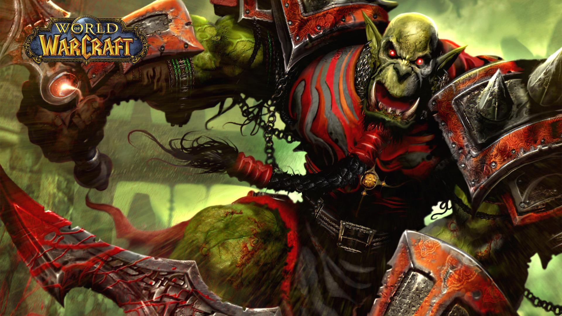 World Of Warcraft wallpaper   111600 1920x1080