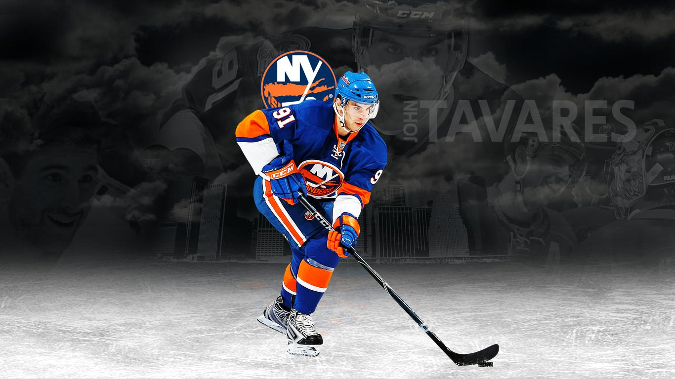 New York Islanders Wallpapers 1366x768