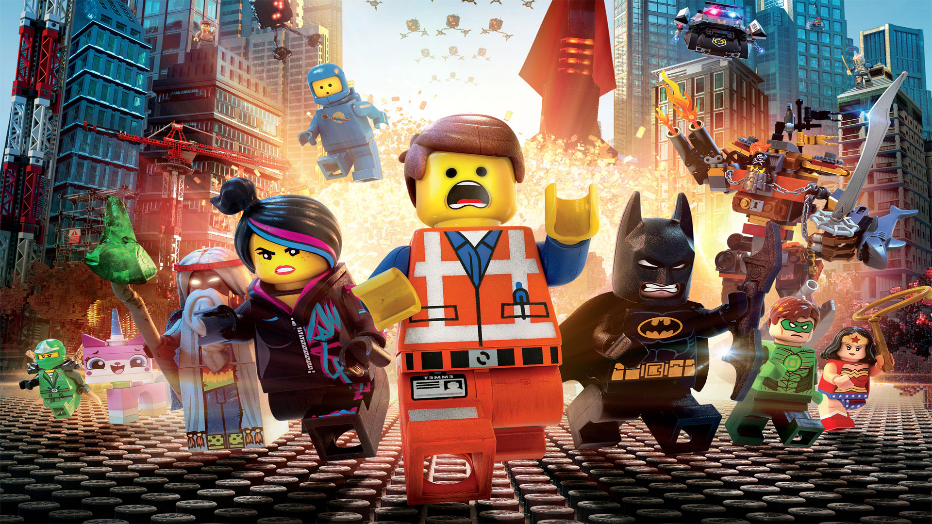 Lego Movie Backgrounds Download HD Wallpapers 1920x1080