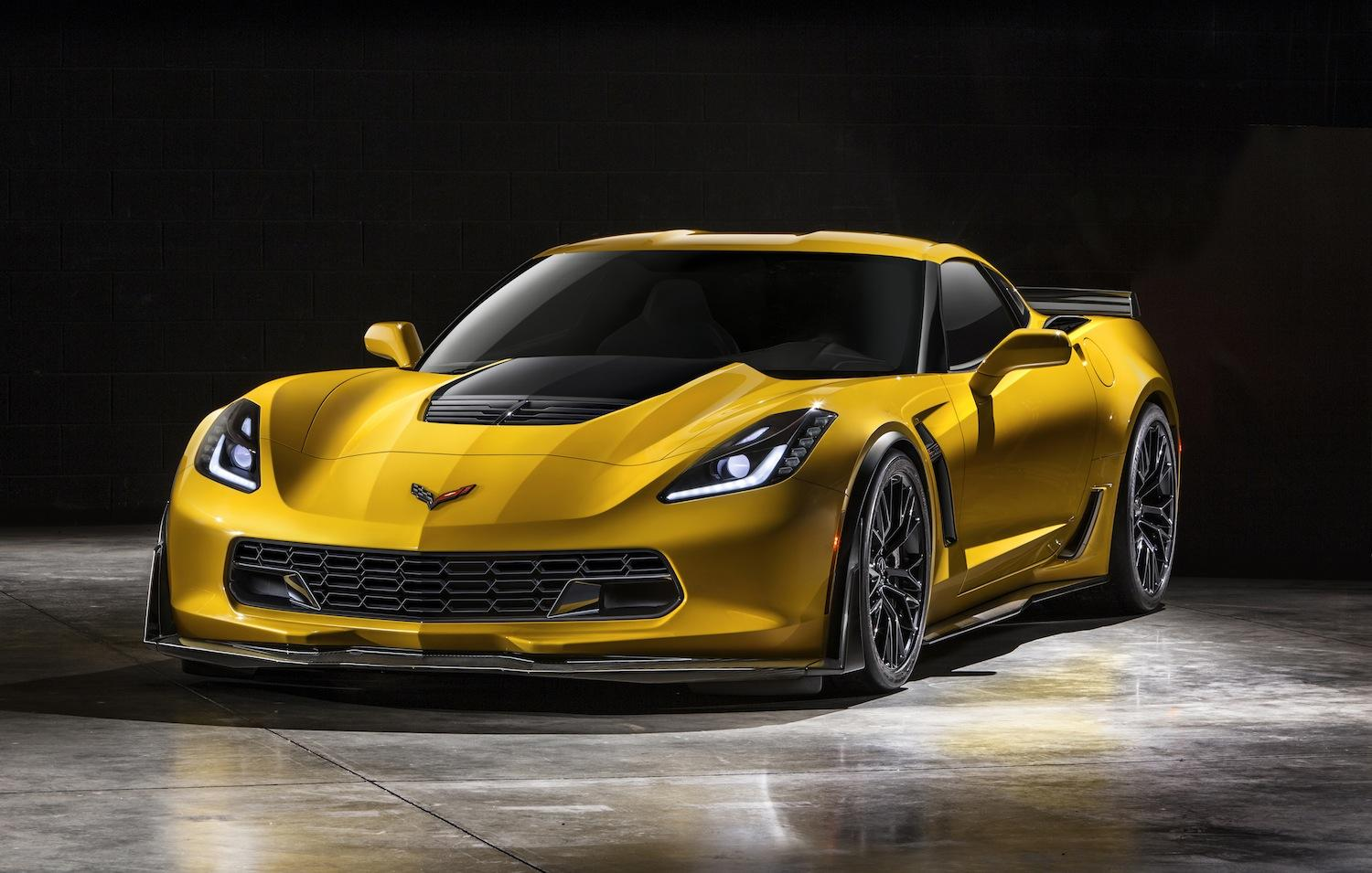New Chevrolet Corvette model small cars bound for 2014 NY Auto Show 1500x955