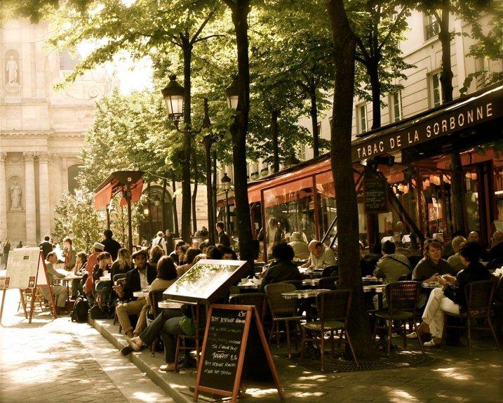 paris cafe the wit continuum paris apartment architectural digest au 717x574