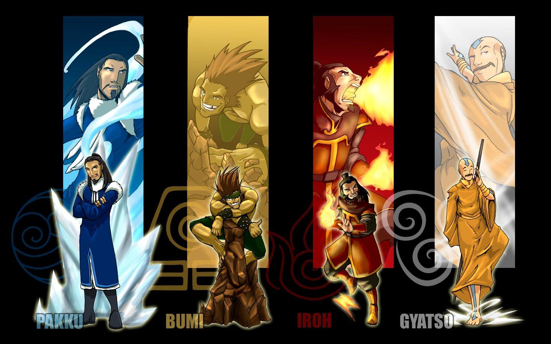 Anime   Avatar The Last Airbender Wallpaper 1440x900