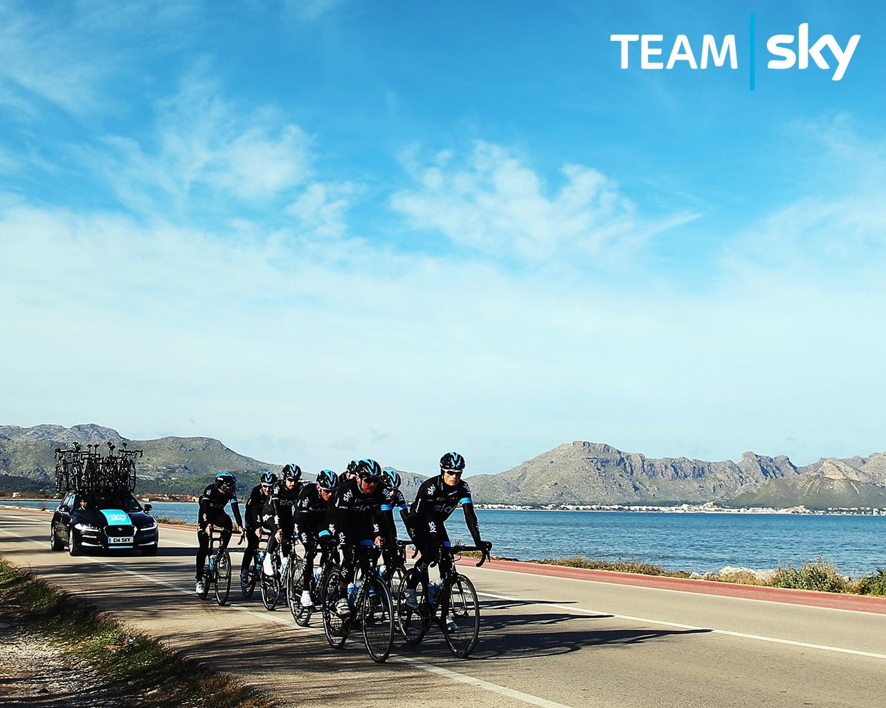 Team Sky Wallpapers 1280x1024