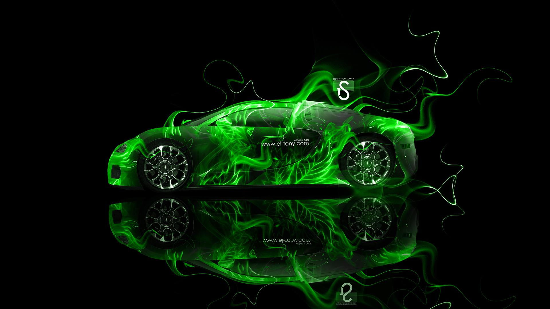 Cool Cars Bugatti Green | www.pixshark.com - Images ...