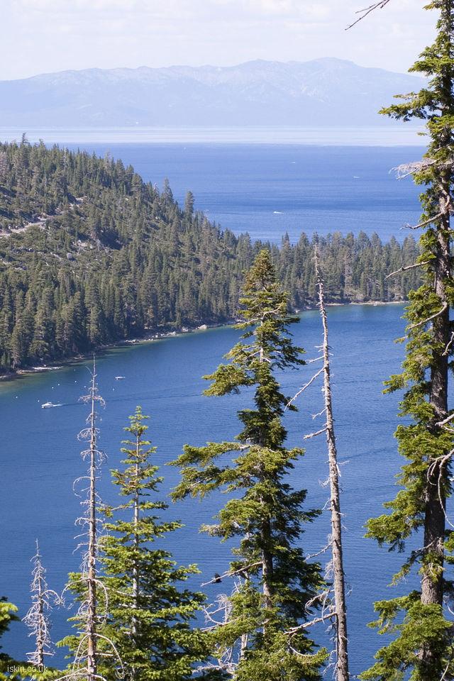 Lake Tahoe Winter Wallpaper Desktop Background: Lake Tahoe Wallpaper Free