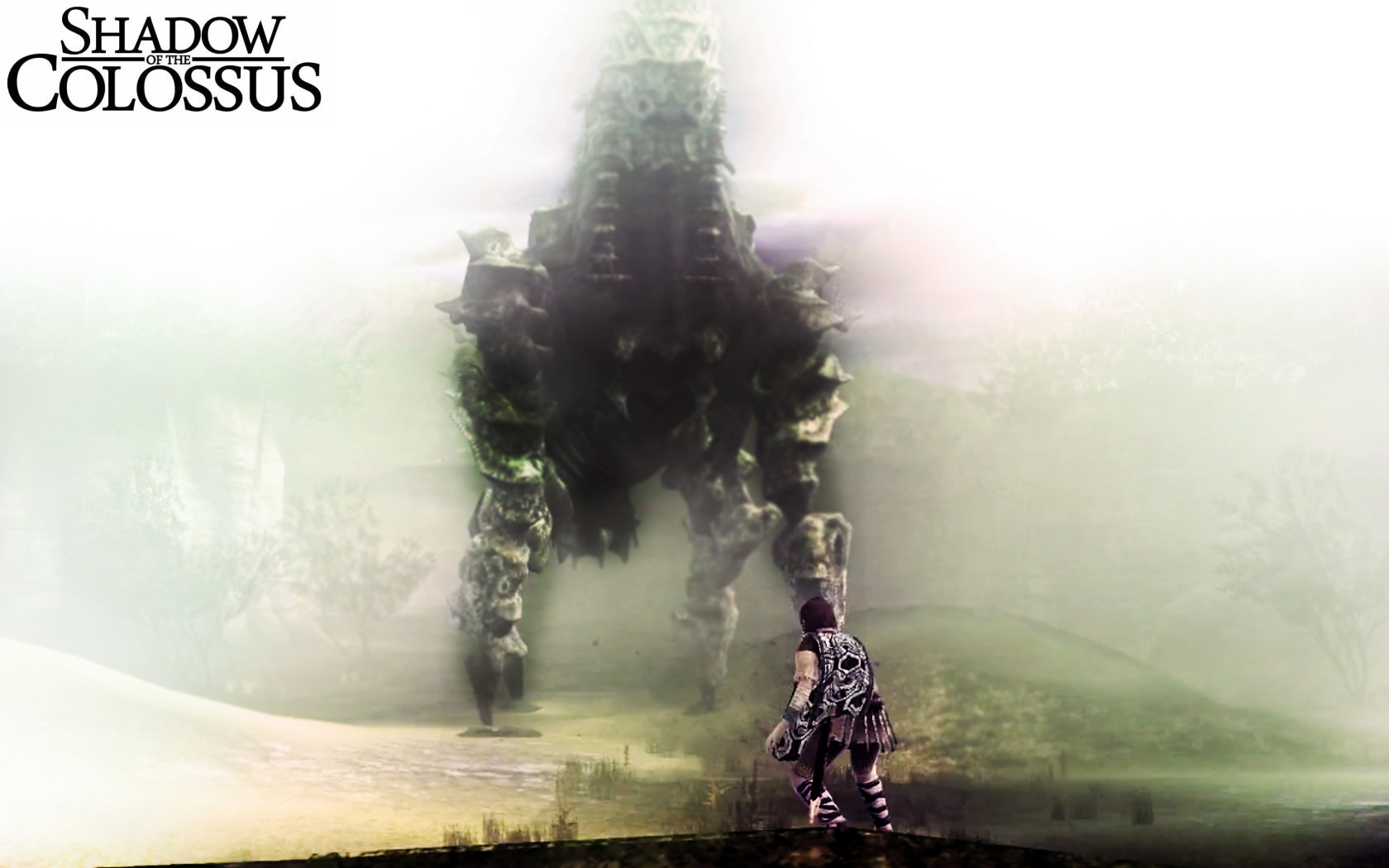 Free Download Shadow Of The Colossus Computer Wallpapers Desktop