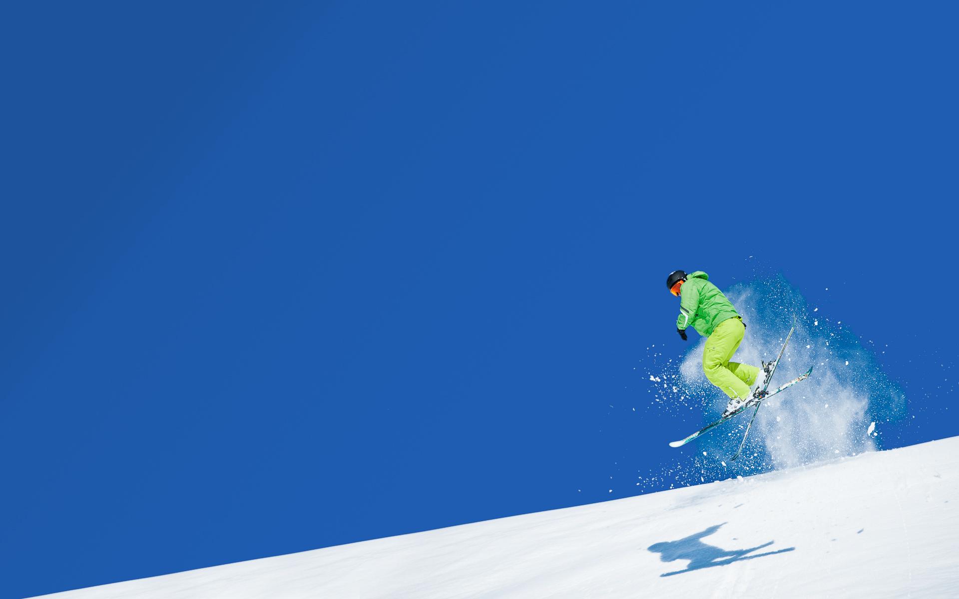 сноубордист прыжок горы  № 3300595 бесплатно