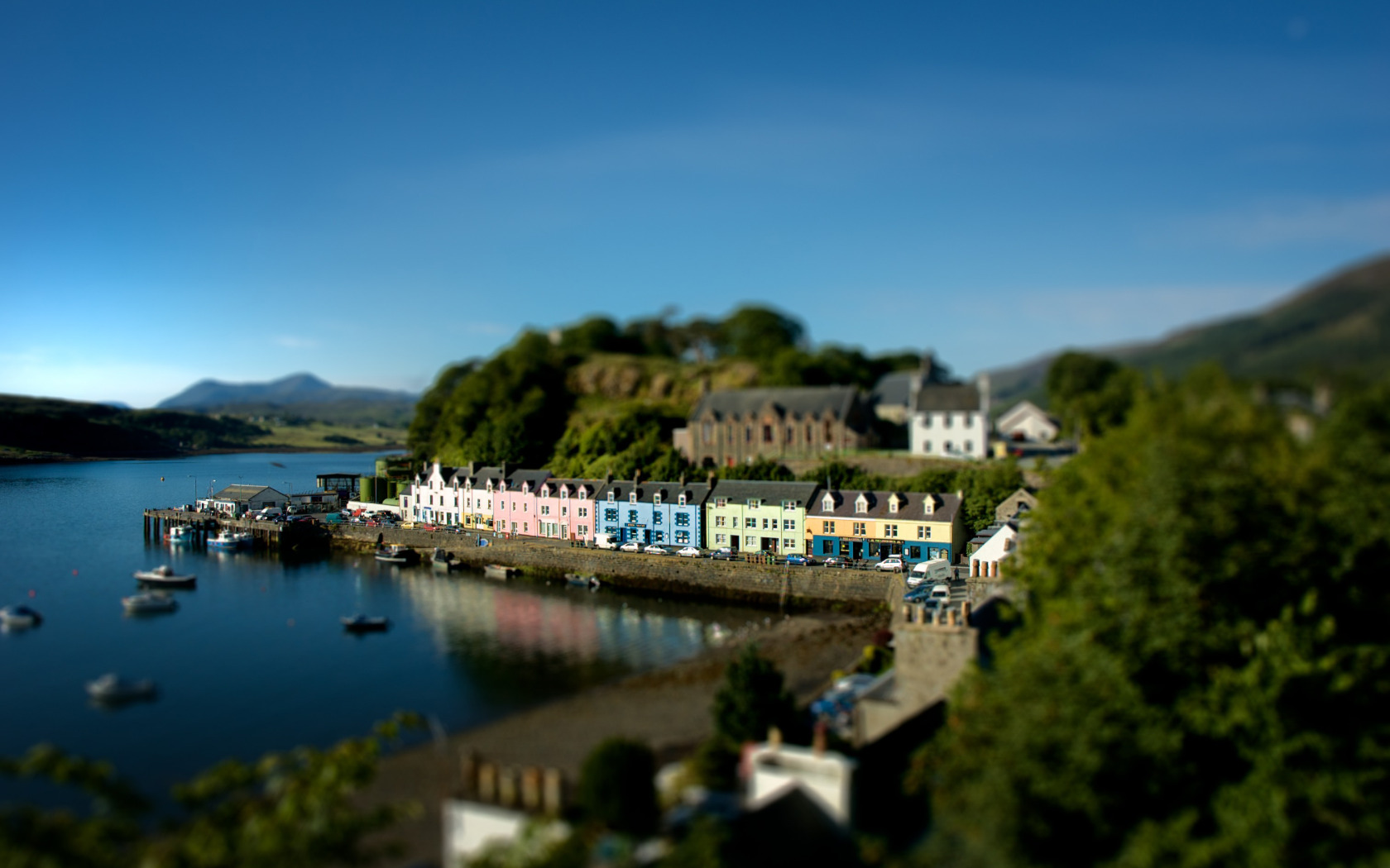 The Isle of Skye a Gem of an Island lying off the West Coast of 1680x1050