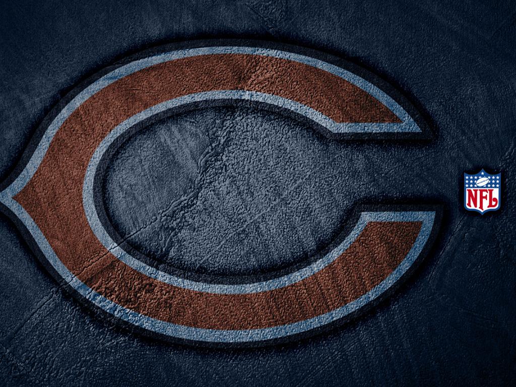 chicago bears rough dark 1024x768 1024x768