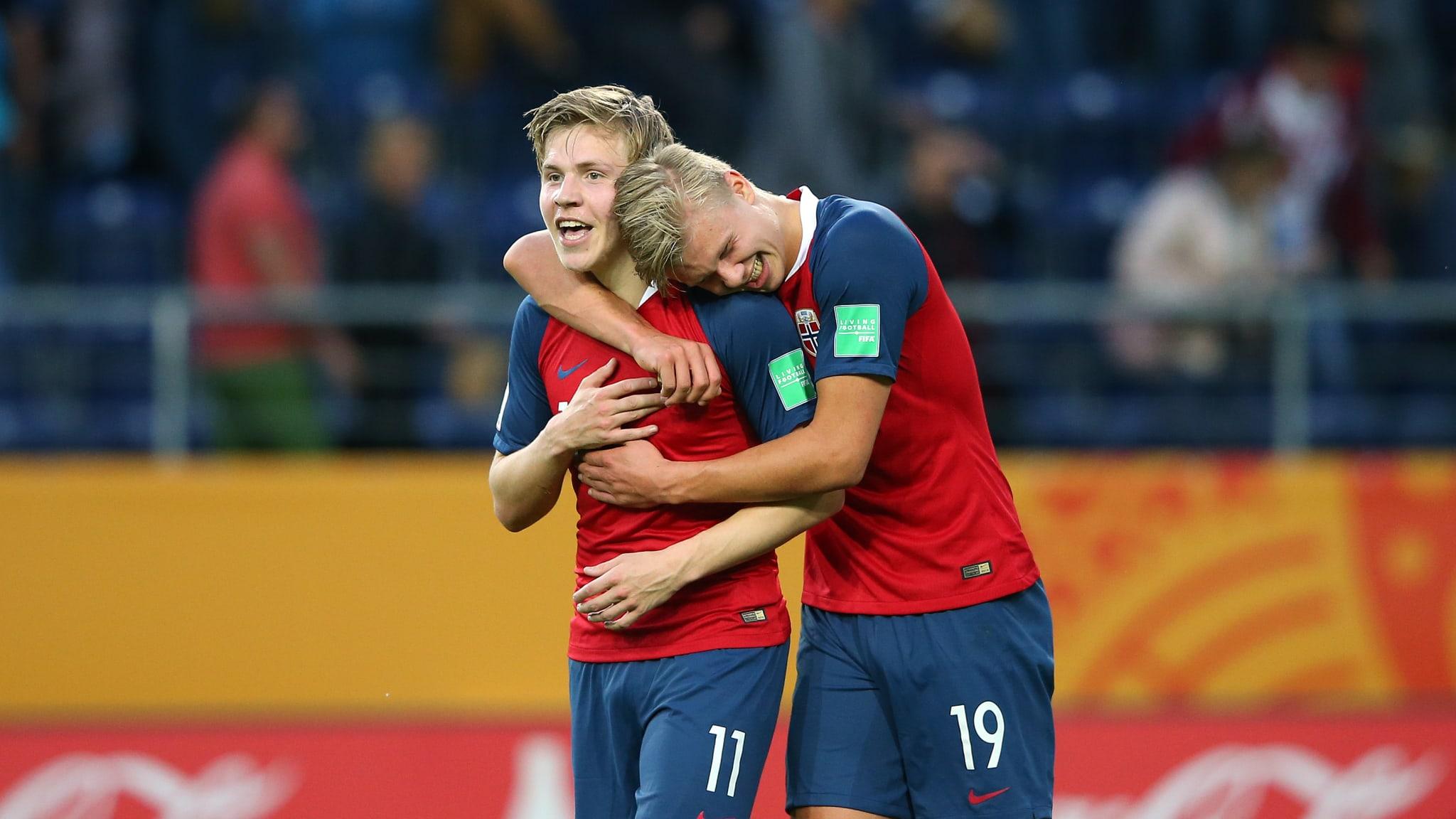 FIFA U 20 World Cup Poland 2019   News   Norway break records USA 2048x1152
