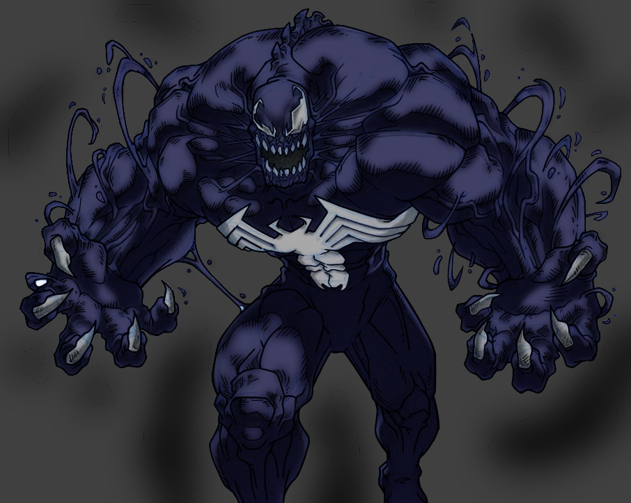Ultimate Venom Wallpaper Ultimate venom by 906x723