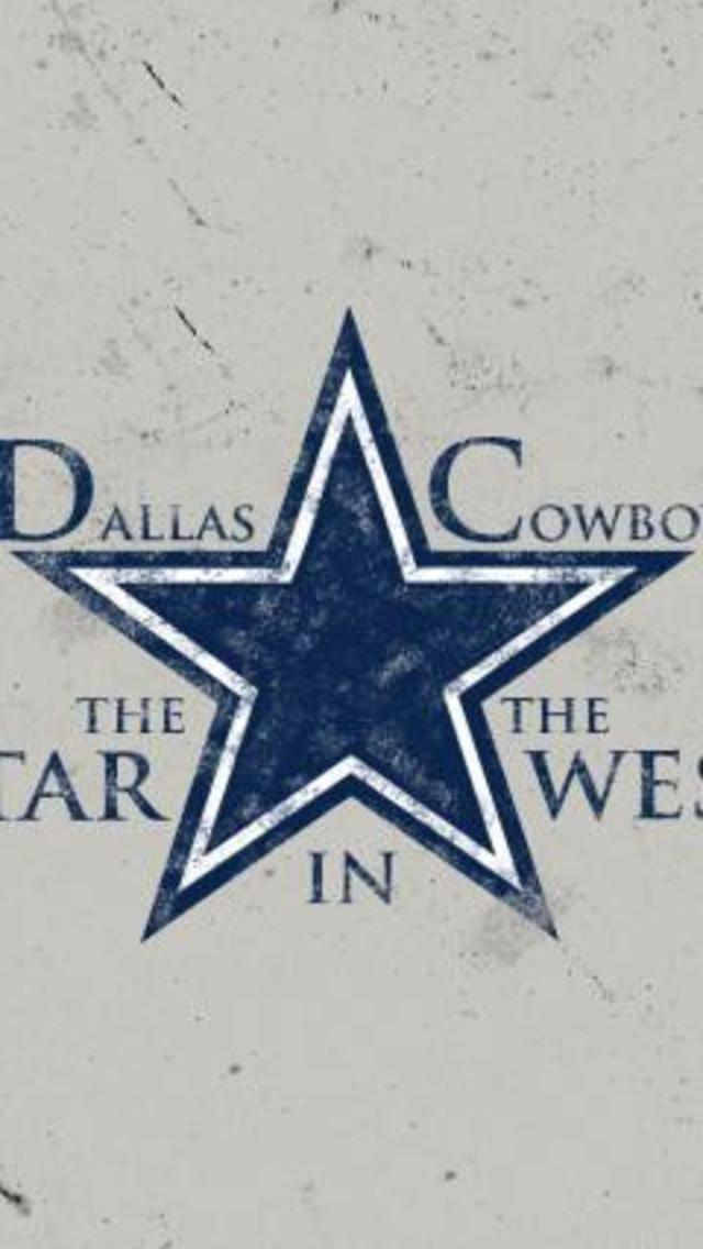 Dallas Cowboys Game Of Thrones Style Wallpaper For IPhone 5 640x1136