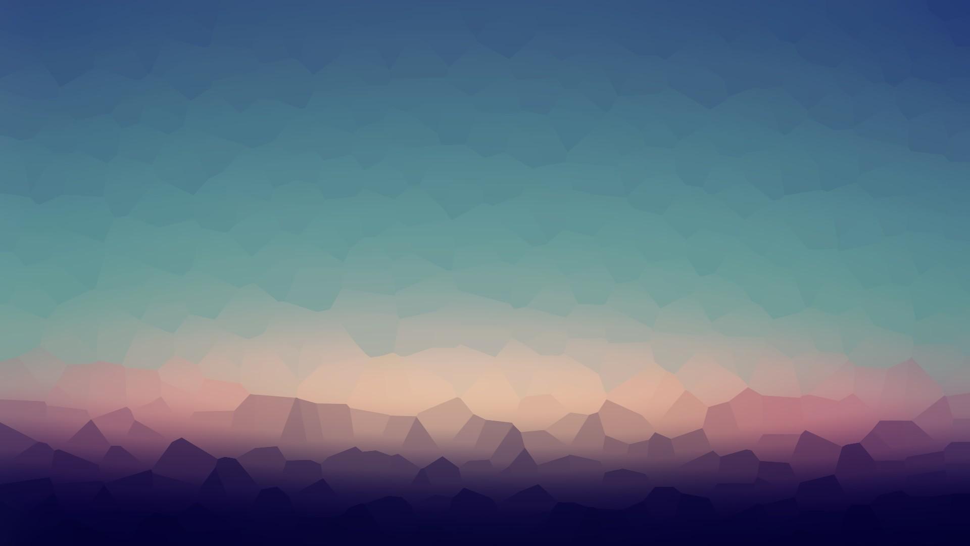 Abstract Mountain Hd Wallpaper Wallpaper List 1920x1080