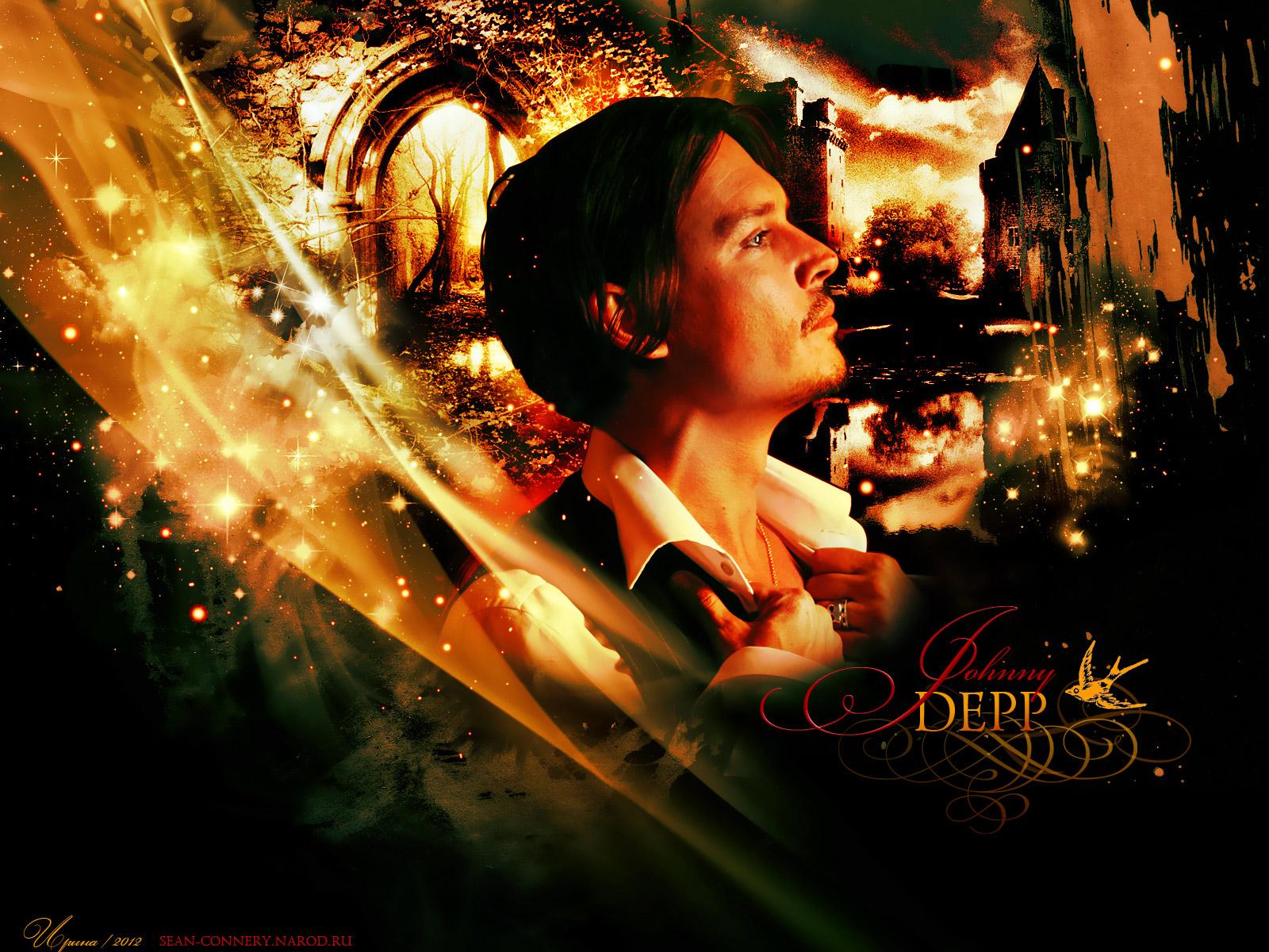 JDepp Wallpaers   Johnny Depp Wallpaper 33333607 1600x1200