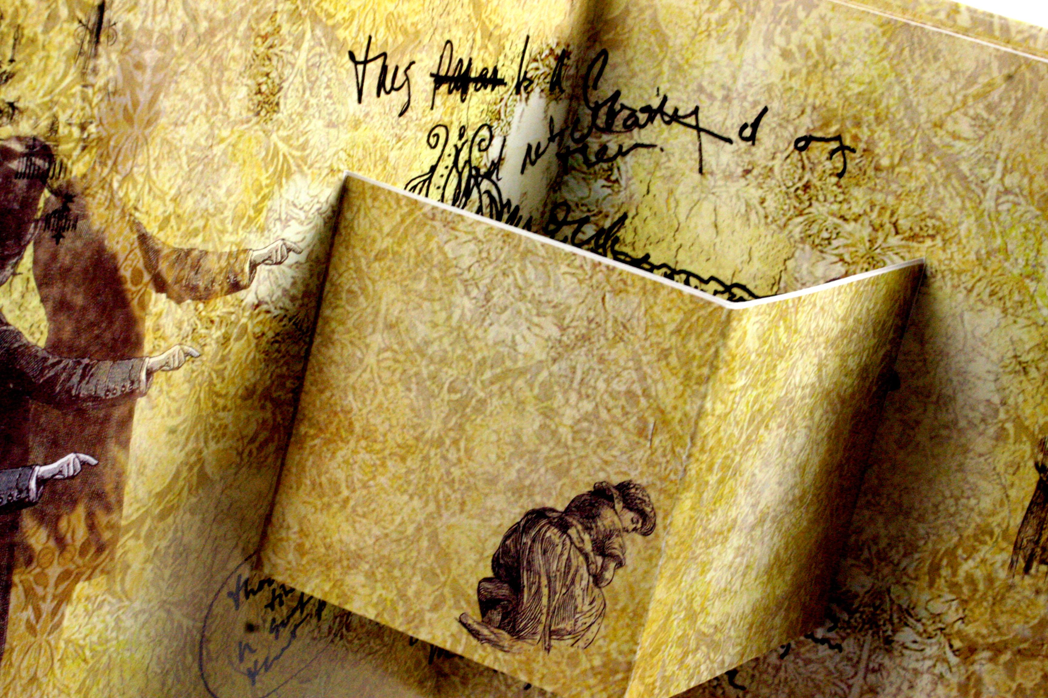 The Yellow Wallpaper Short Story Loopelecom 3456x2304