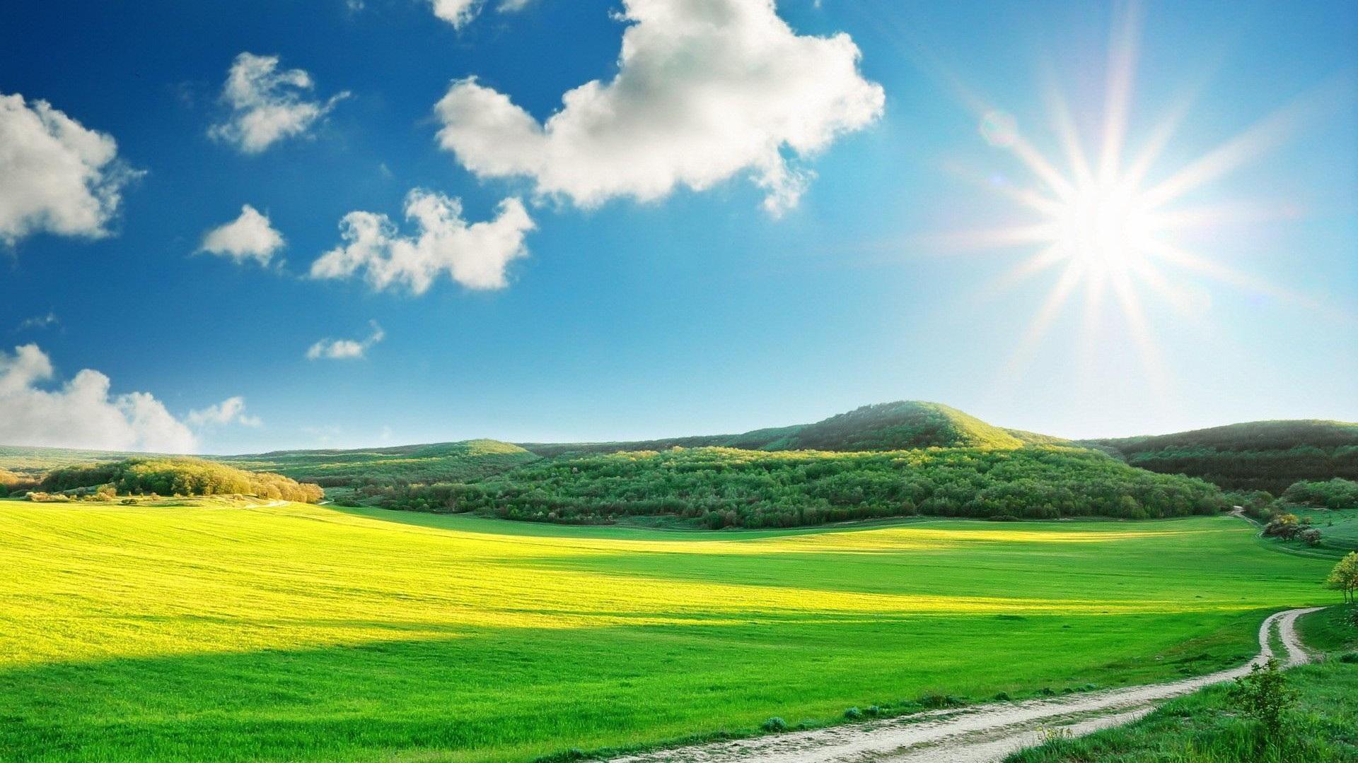 Sunny Day Wallpaper Desktop - WallpaperSafari