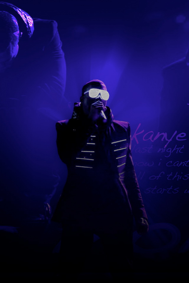 Retina Display Wallpapers Kanye West Retina Background Pictures 640x960