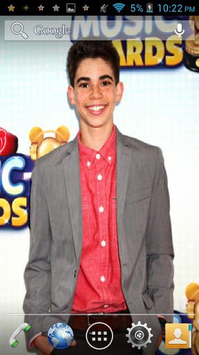 Download Cameron Boyce Live Wallpaper for Android by 288x512