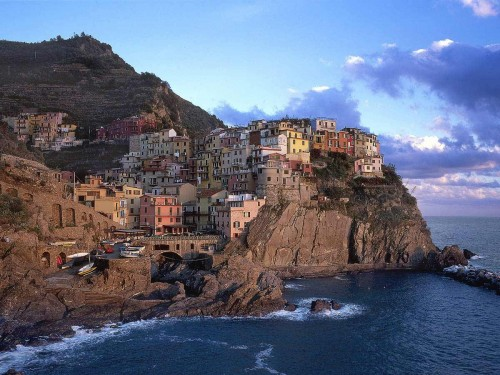 Italy Screensaver Screensavers   Download Manarola Italy Screensaver 500x375