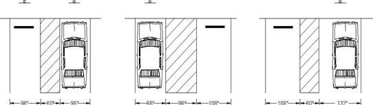 Car Parking Space Size