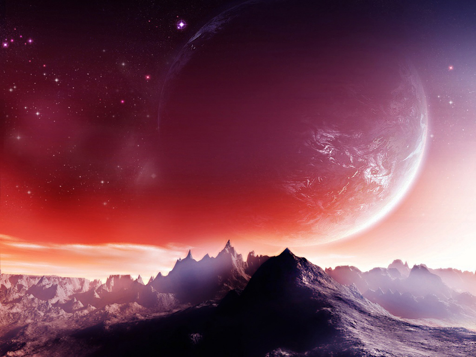 Clear Universe Wallpapers HD Wallpapers 1600x1200