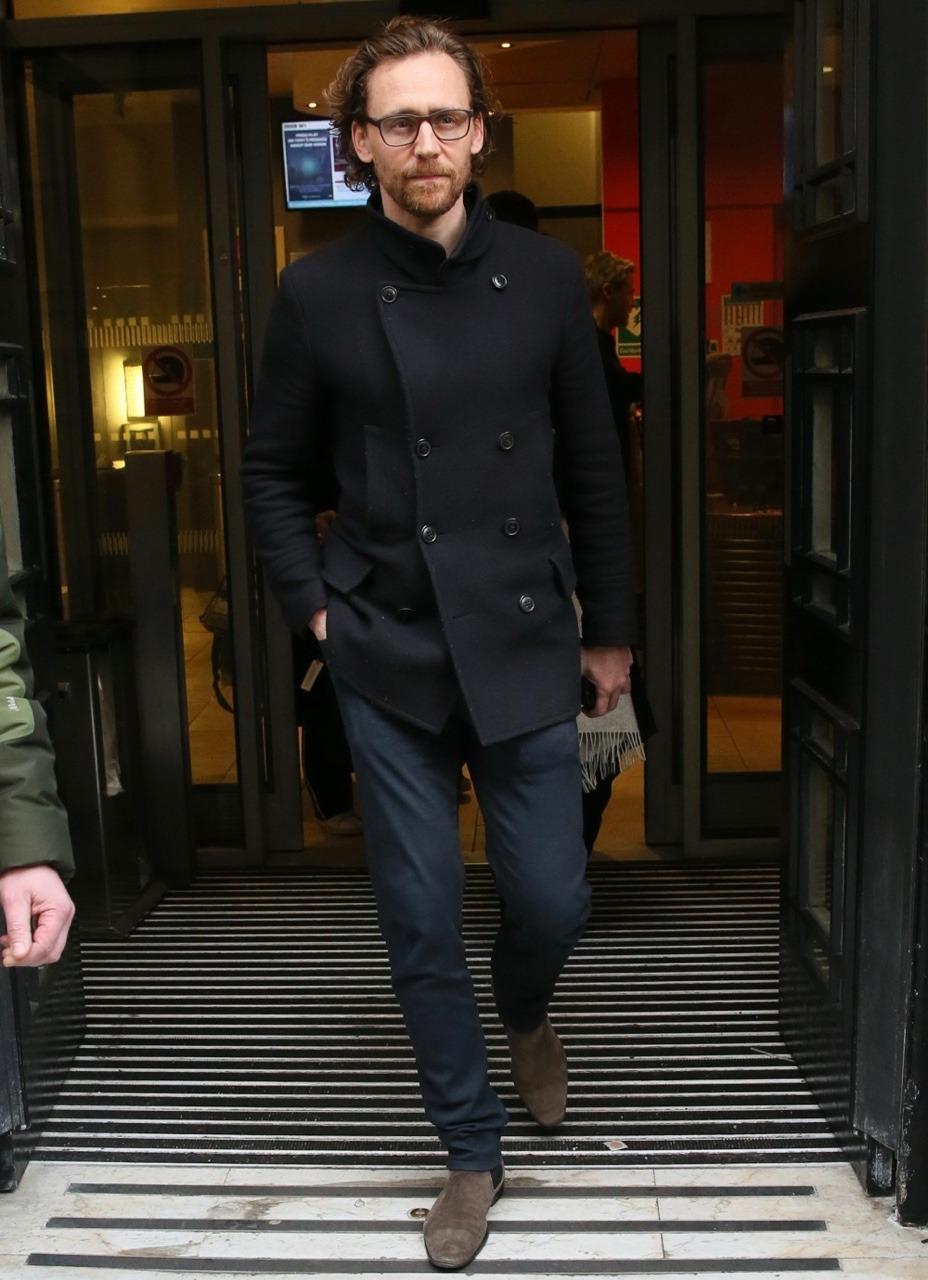 Tom Hiddleston images Tom Hiddleston at BBC Radio 2 on January 18 928x1280