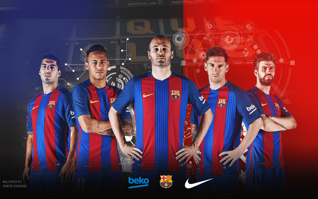 Fc Barcelona Wallpapers 2017 1024x640
