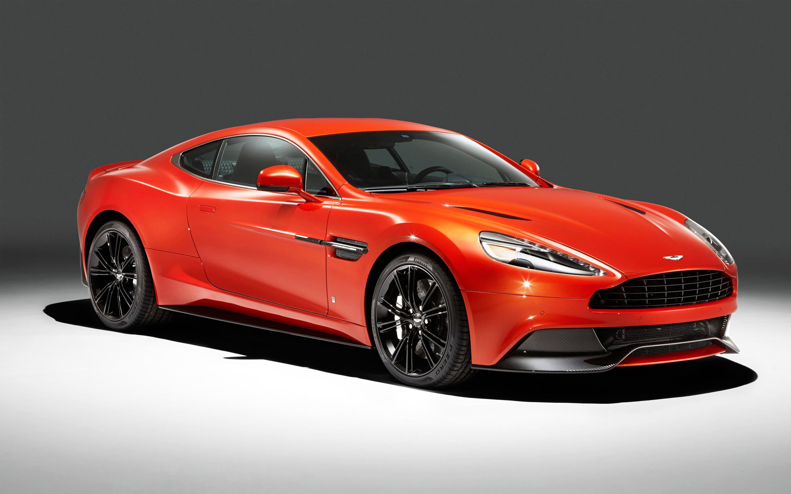 by Aston Martin Vanquish 2014 Wallpapers HD Wallpapers 2560x1600