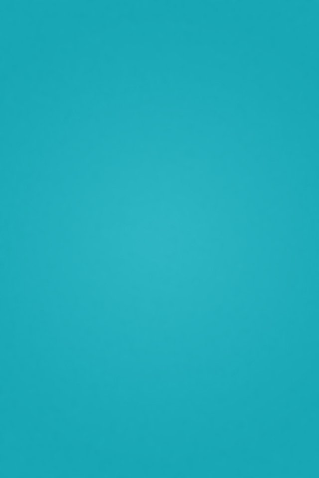 Teal Blue Wallpaper 640x960