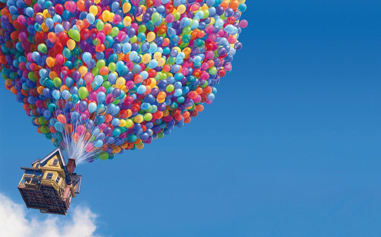 UP 3D Movie Pixar Studios HD WallpapersHigh Resolution Backgrounds 1440x900