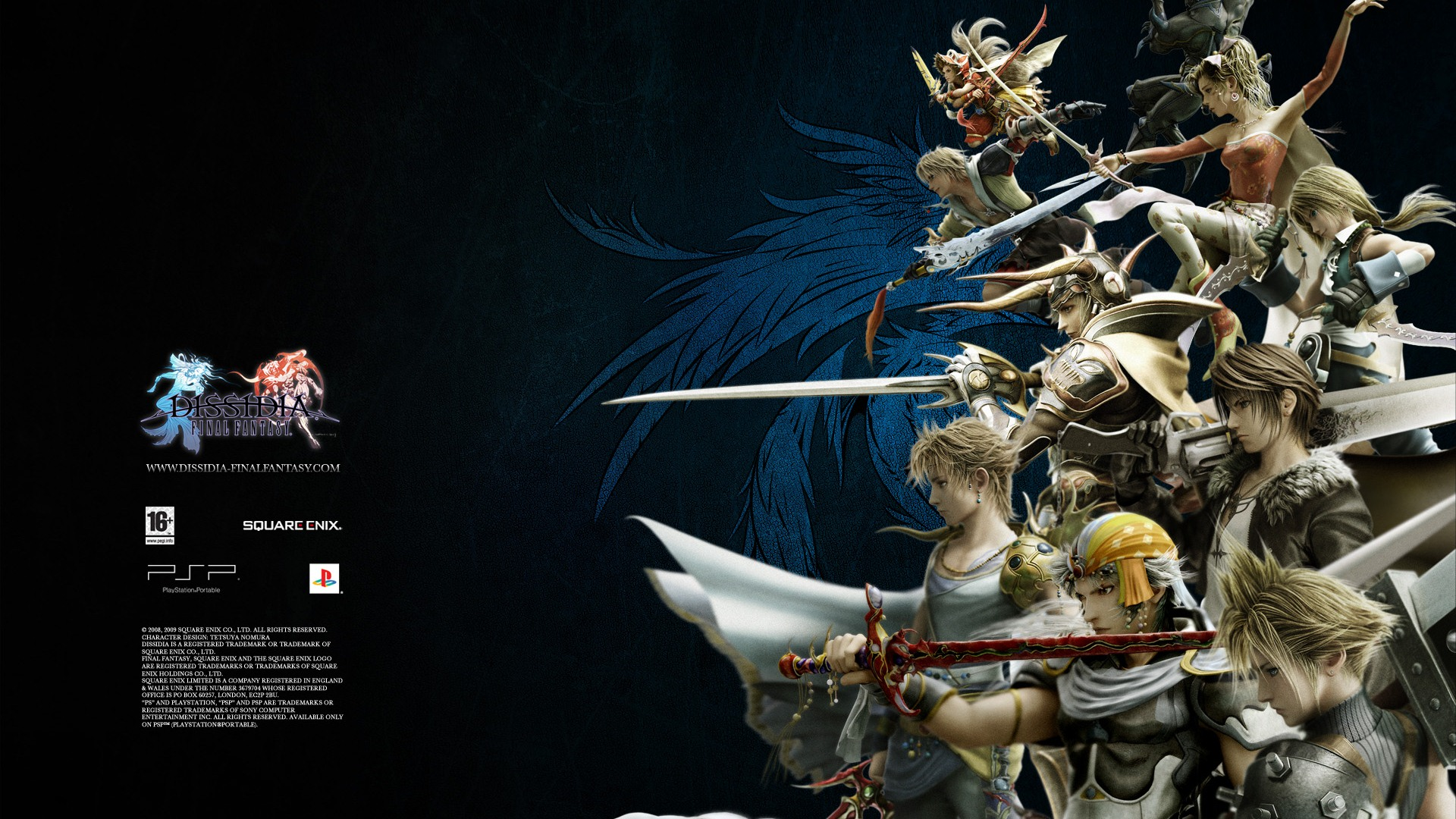 Dissidia 012 Duodecim Final Fantasy HD Wallpapers Backgrounds 8 1920x1080