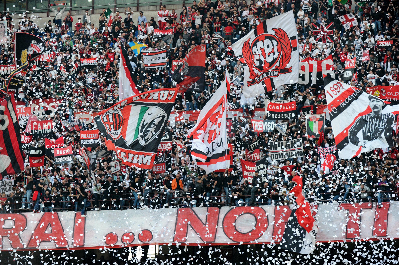 AC Milan v AS Roma   Serie A 3000x1997