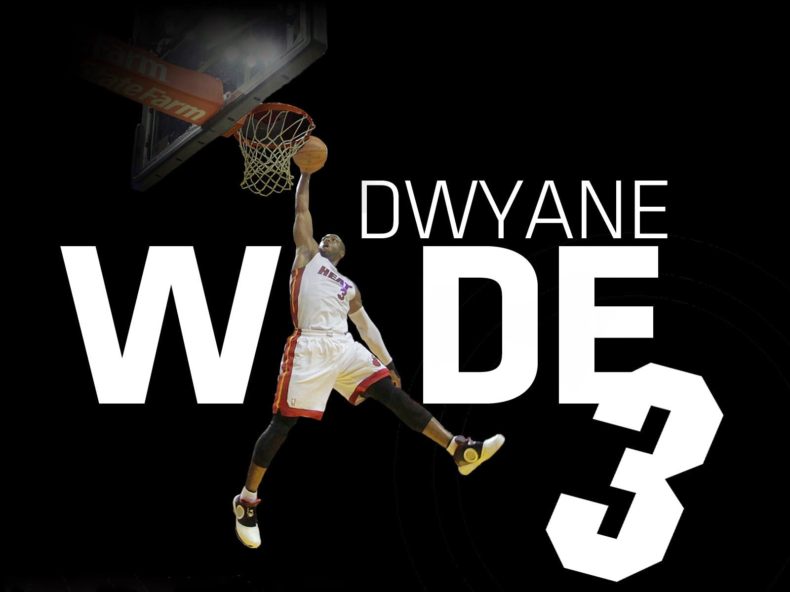 Wallpapers Dwyane Wade NBA HD Todo Imagenes 1600x1200