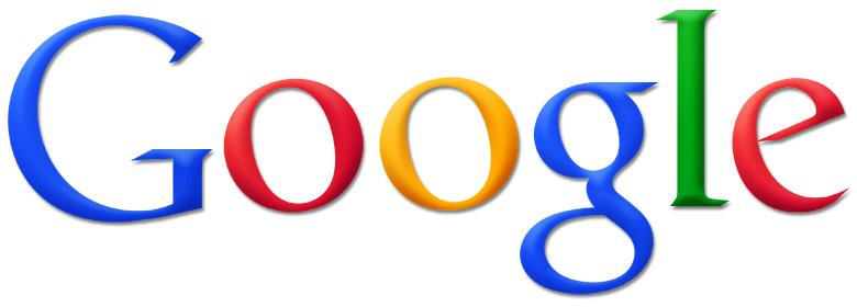 New Google logo   official Google logo on white background 780x280