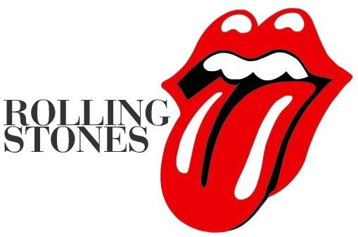Rolling Stones tongue Logo With Band Name Graphics Code Rolling 509x337