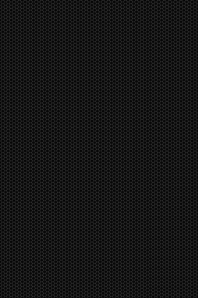 Black Chanel Logo Wallpaper 640x960