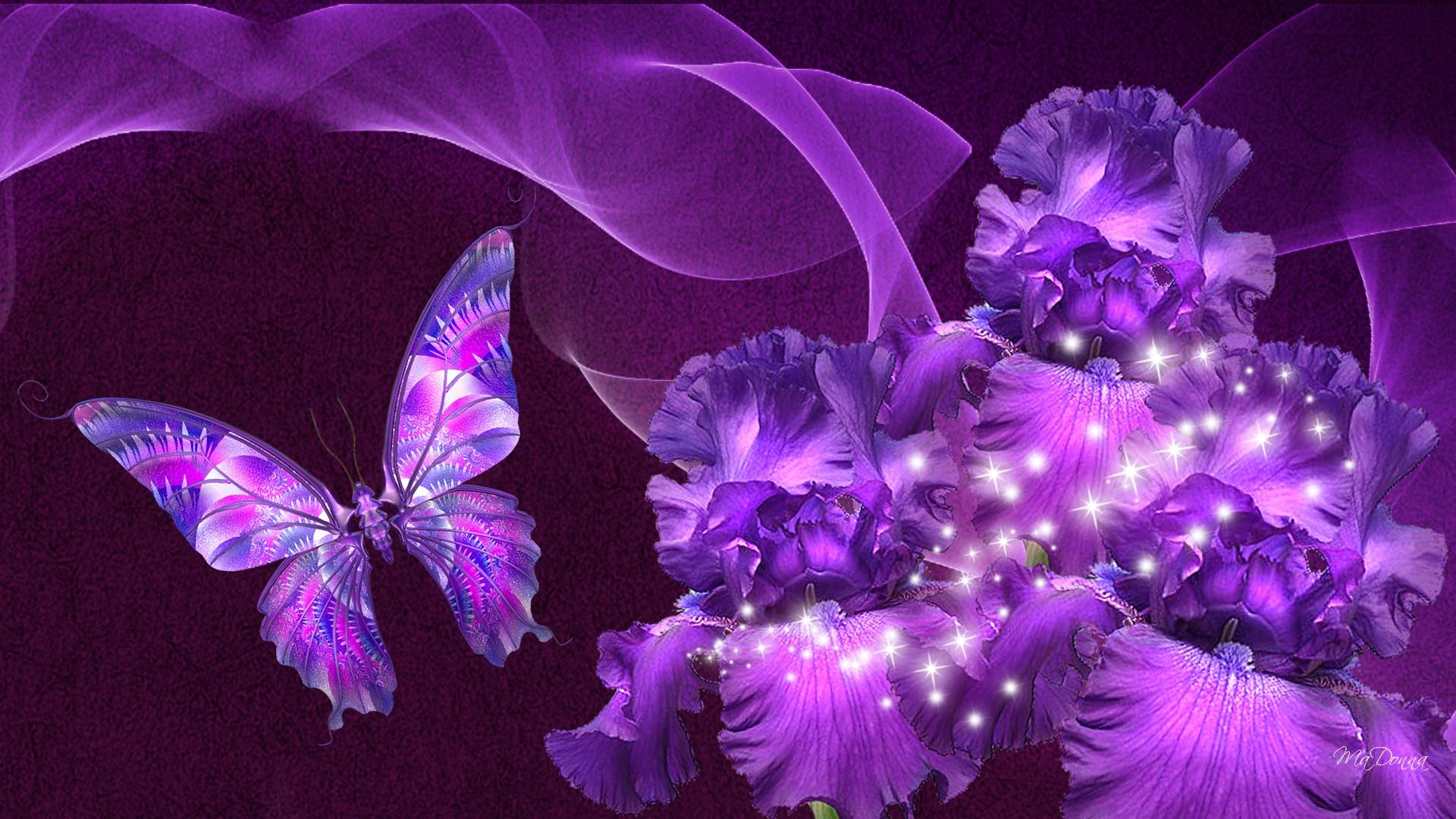 Iris Wallpaper For Computer Wallpapersafari