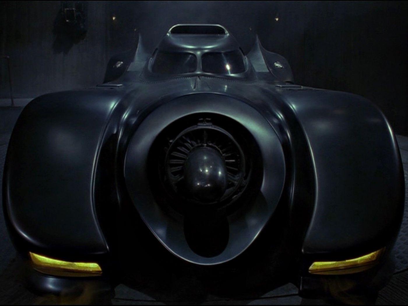 The Batmobile Front Wallpaper 14001050   Batman Wallpapers 1400x1050