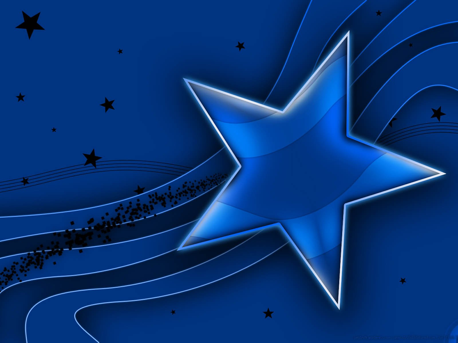 wallpapers 3D Stars Wallpapers 1600x1200