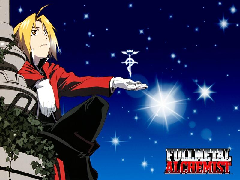 Christmas Night Anime Full Metal Alchemist HD Desktop Wallpaper 800x600