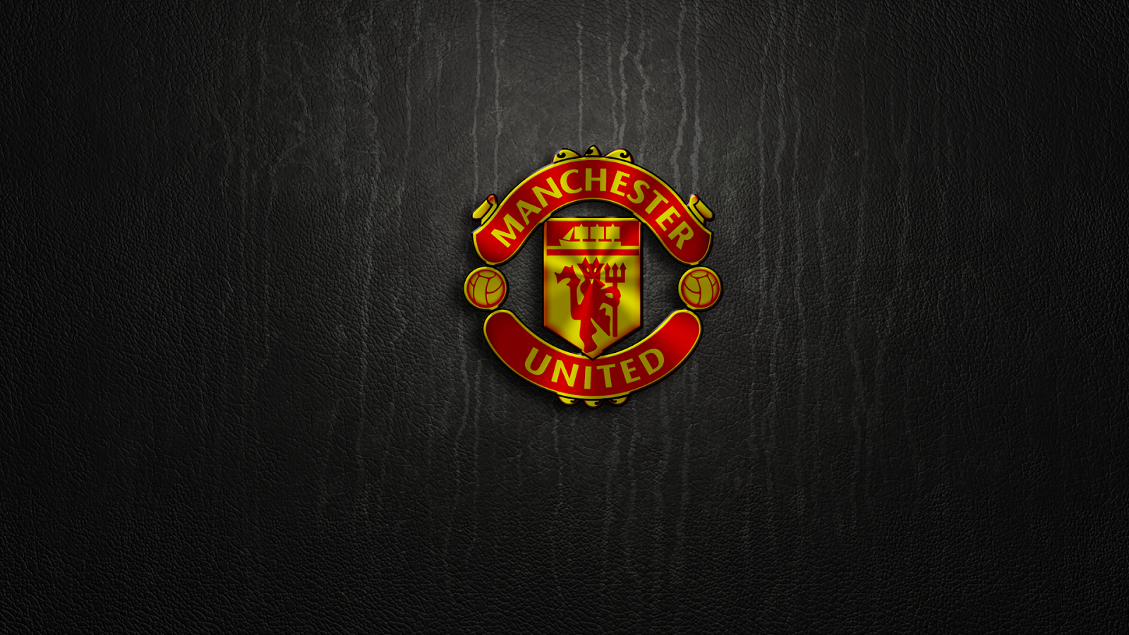 Manchester United iPhone Wallpaper 1600x900