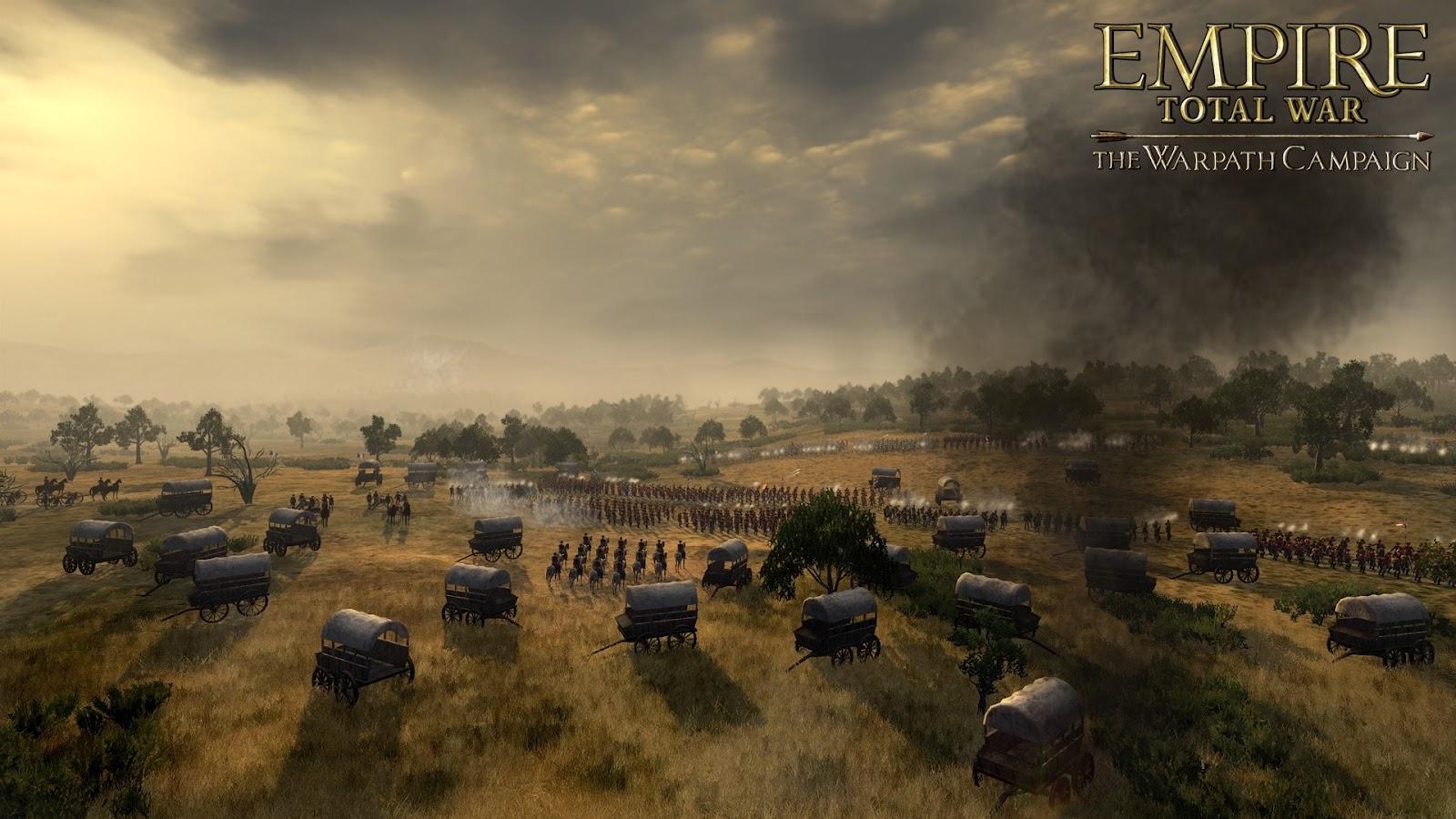 Empire Total war Wallpaper 2 1920x1080 1600x900