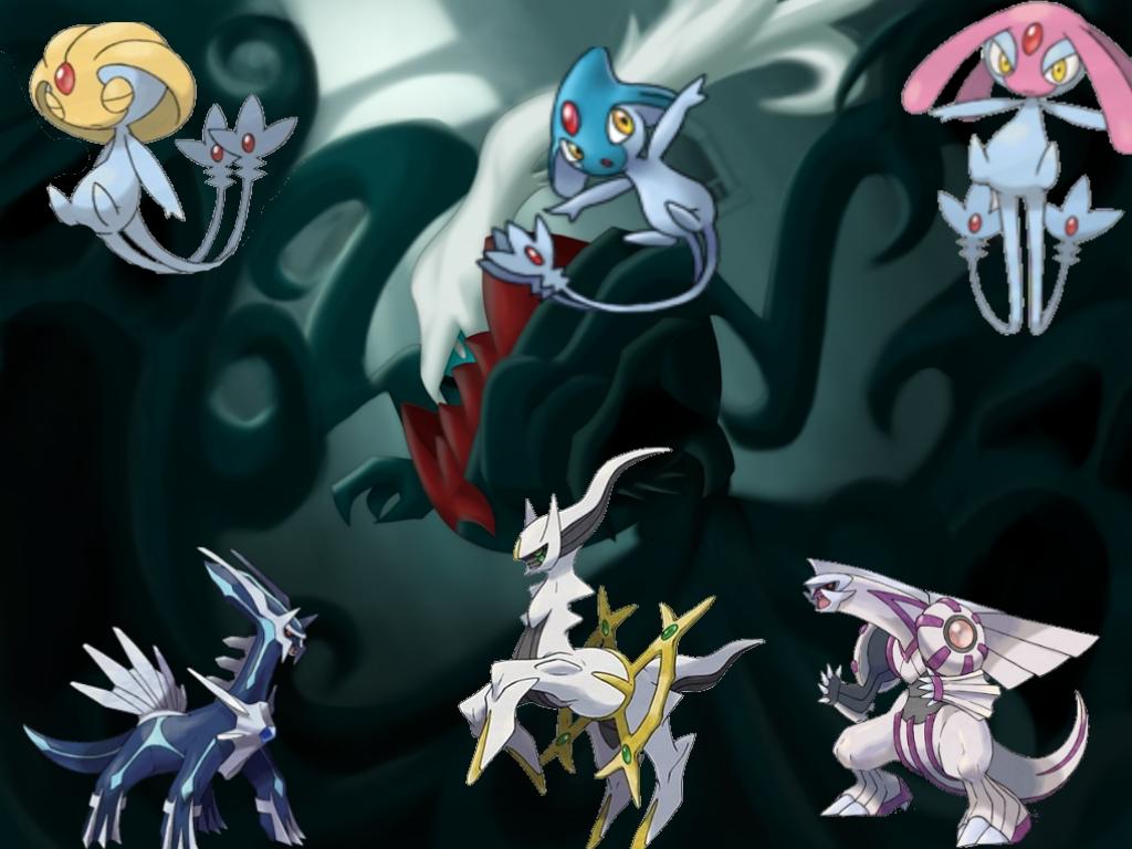 Download Legendary Pokemon Wallpapers Hd Wallpaper 1024x768