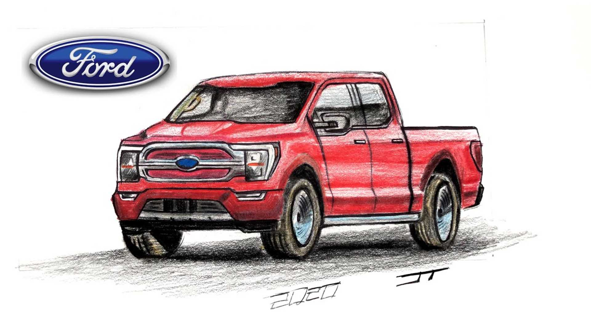 2021 Ford F 150 Wallpapers 1920x1080