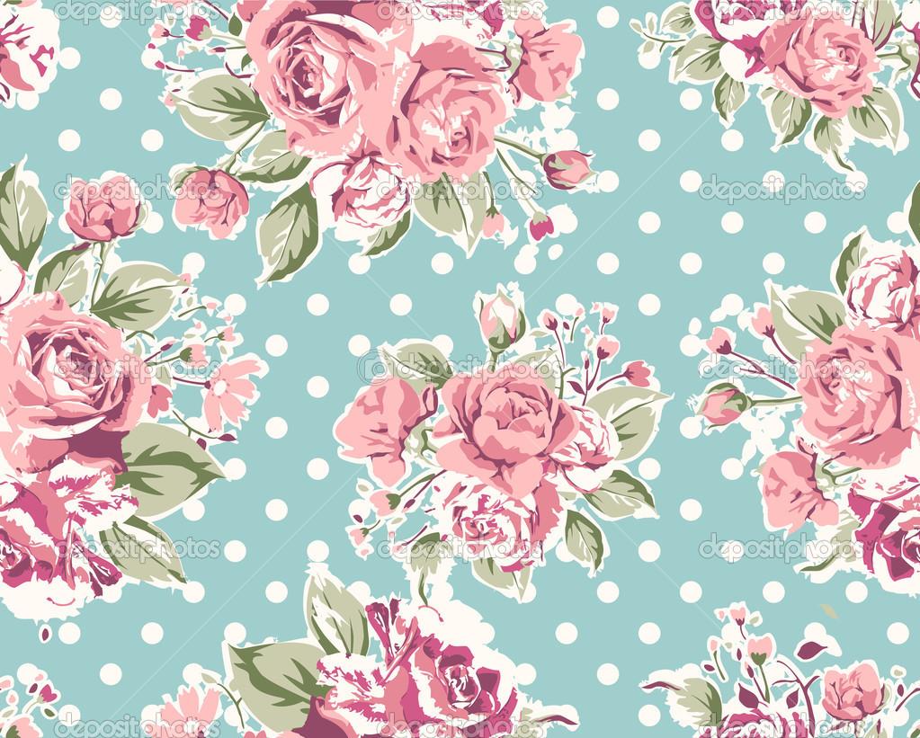 Images wallpaper pattern vintage flowers 1023x821