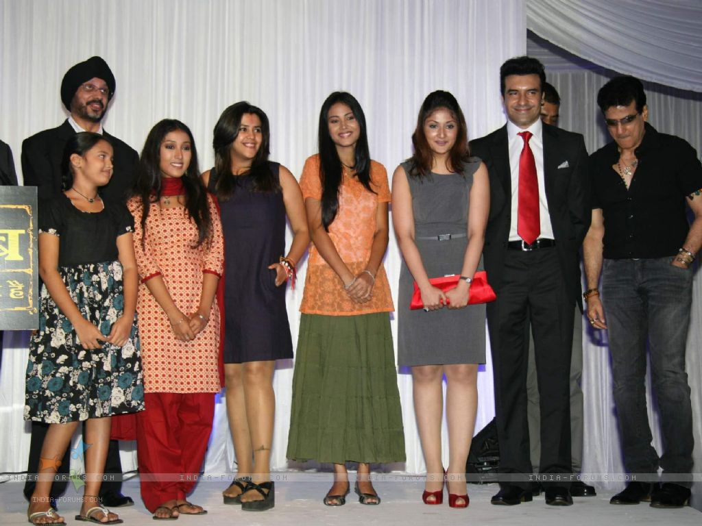 Ekta Kapoor launches 3 new serials at JW Marriott in Mumbai 80629 1024x768